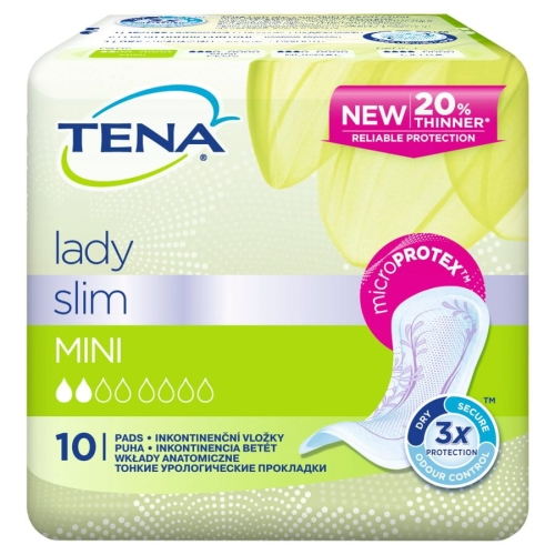 Podpaski Tena Lady Slim Mini superdyskretne